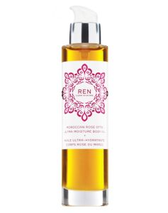 REN Moroccan Rose Otto Ultra-Moisture Body Oil 100 ml