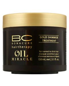 BC Bonacure Oil Miracle Gold Shimmer Treatment 150 ml