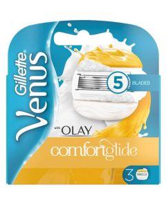 Gillette Venus & Olay Comfortglide Blades 3 stk.