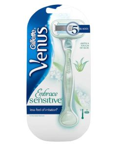 Gillette Venus Embrace Sensitive Razor