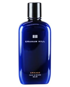 Graham Hill Arnage Face & Beard Balm 200ml