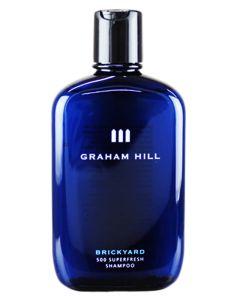 Graham Hill Brickyard 500 Superfresh Shampoo 250ml