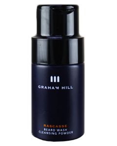 Graham Hill Rascasse Beard Wash Cleansing Powder 40g