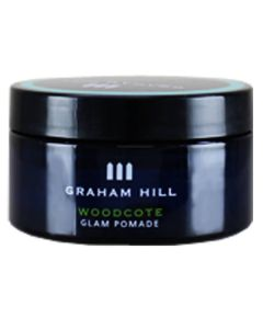 Graham Hill Woodcote Glam Pomade 75ml