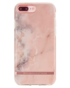 Richmond And Finch Pink Marble iPhone 6/6S/7/8 PLUS Cover
