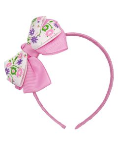 Kids Blossom Bow hairband