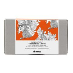 Davines Natural Tech - Energizing Lotion 12 x 6 ml