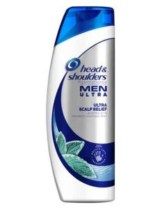 Head & Shoulders Men Scalp Relief Anti-Dandruff Shampoo 450ml