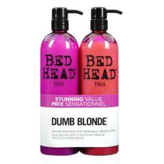 TIGI Dumb Blonde DUO Pack (U) 750 ml