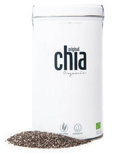 Original Chia - Økologisk Original Chiafrø Tin Dåse (Hvid) 500 g