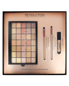 Makeup Revolution Pro Amplified 35 Eyeshadow Kit