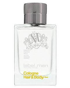 Label.men Cologne Hair & Body 75 ml