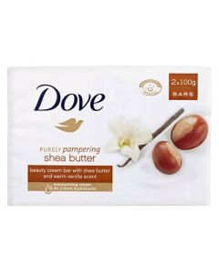 Dove Beauty Cream Bar - Purely Pampering Shea Butter