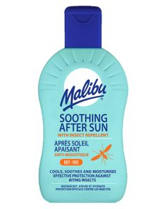 Malibu Soothing After Sun Insect Repellent 200ml