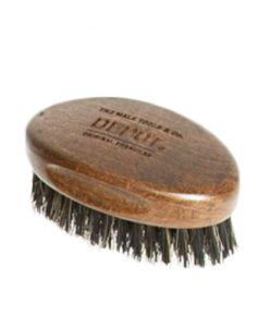Depot Beard Brush Wood - Skægbørste i træ (Lille)