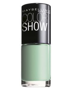 Maybelline 214 ColorShow - Green With Envy 7 ml