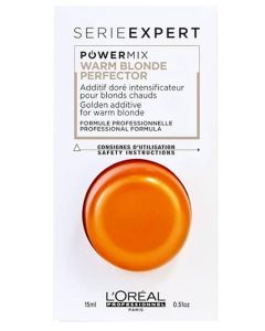 Loreal Powermix Warm Blonde Perfector Shot 15ml