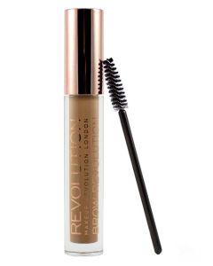Makeup Revolution Brow Revolution Medium Brown 3.8g