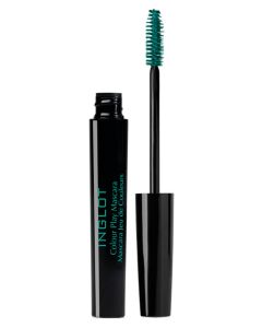 Inglot Colour Play Mascara Green 8,5ml