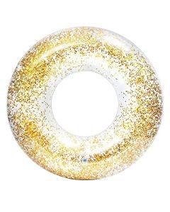 Intex Guld Glitter Badering