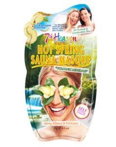 7th Heaven Hot Spring Sauna Masque (U)