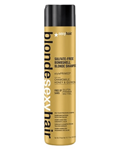 Blonde Sexy Hair Sulfate-Free Bombshell Blonde Shampoo (N) 300 ml