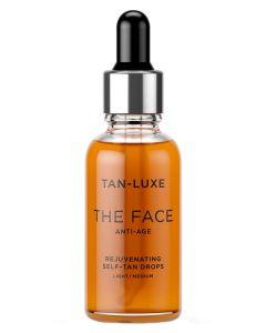 Tan-Luxe The Face Anti-Age - Light/Medium 30ml
