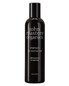 John Masters Shampoo For Normal Hair With Lavender & Rosemary 236ml