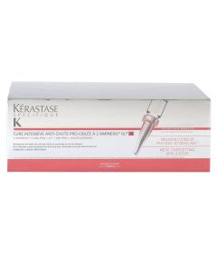 Kerastase Specifique Cure Intensive Anti-Chute Pro-Ciblée A L'Aminexil 10x6ml