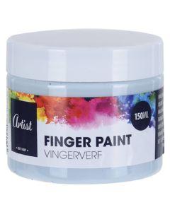 Krea Fingermaling Blå 150ml
