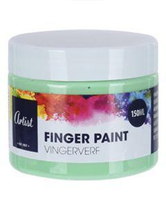 Krea Fingermaling Mintgrøn 150ml