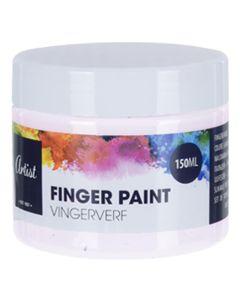 Krea Fingermaling Rosa 150ml