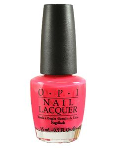 OPI 301 Charged Up Cherry 15 ml