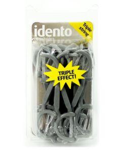 Idento Floss 2 Sides 25 stk (grå)
