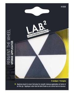 L.A.B. 2 Sponge Applicator 6 st.