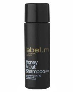 Label.m Honey & Oat Shampoo 60ml