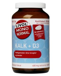 Livol Mono Normal Kalk + D3