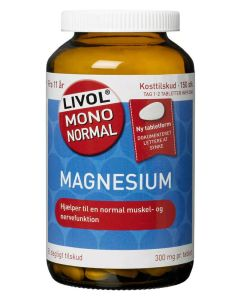 Livol Mono Normal Magnesium