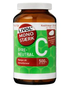 Livol Mono Plus Syreneutral C