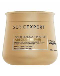 Loreal Absolut Repair Gold Quinoa + Instant Resurfacing Masque 250ml