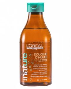 Loreal Nature Douceur D'hulies Shampoo 250ml