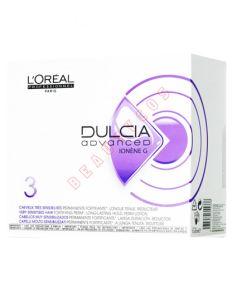 Loreal Dulcia Advanced Ionène G 3 (meget sensibelt hår) 12x75ml