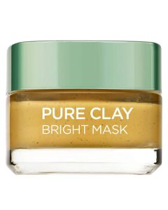 Loreal Pure Clay Bright Mask 50ml