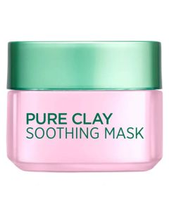Loreal Pure Clay Soothing Mask 50ml