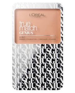 Loreal True Match Genius 4-In-1 Primer 2.C Rose Vanilla 7g
