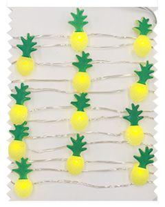 Party Collection Lyskæde Ananas 20 lys