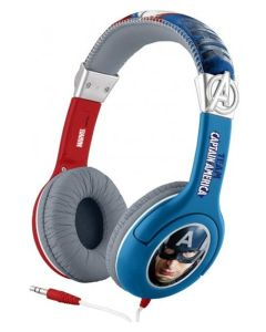 Marvel Captain America Civil War Heaphones