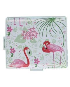 Excellent Houseware Madkasse Flamingo