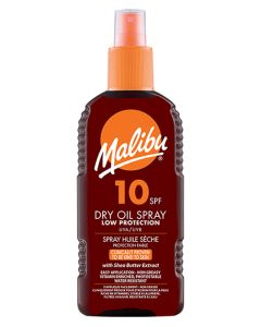 Malibu Dry Oil Sun Spray SPF 10 100ml