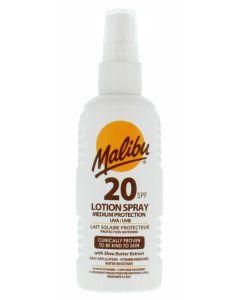 Malibu Sun Lotion Spray SPF 20 100ml